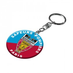 PORTE CLEF BSPP DOUBLE DOMING